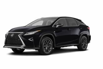Lexus Lease Takeover in Ottawa, ON: 2017 Lexus RX350 Automatic AWD