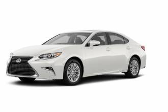 Lexus Lease Takeover in Halifax, NS: 2018 Lexus ES350 Automatic 2WD