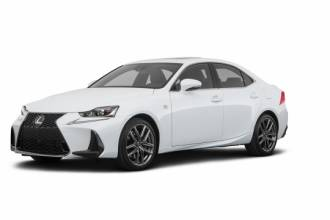 Lease Transfer Lexus Lease Takeover in Toronto, ON: 2018 Lexus IS350 Sport Automatic AW