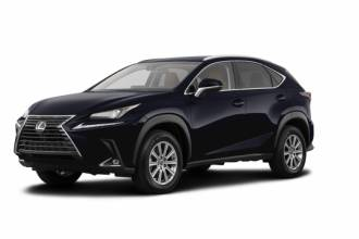 Lexus Lease Takeover in Winnipeg, MB: 2018 Lexus NX 300 F Sport Automatic AWD