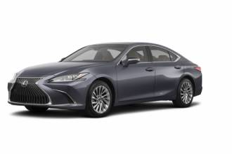Lease Transfer Lexus Lease Takeover in Edmonton, AB: 2019 Lexus ES350 Automatic 2WD