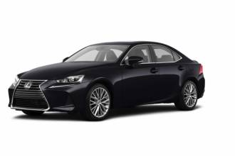 Lease Transfer Lexus Lease Takeover in Toronto, ON: 2019 Lexus IS 300 Automatic AWD