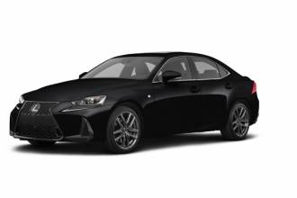 Lease Transfer Lexus Lease Takeover in Edmonton, AB: 2019 Lexus IS 350 AWD Automatic AWD