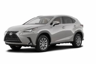 Lease Transfer Lexus Lease Takeover in Winnipeg, MB: 2019 Lexus NX300 Automatic AWD