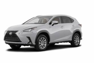 Lexus Lease Takeover in Surrey, BC: 2019 Lexus NX 300 F Sport Automatic AWD