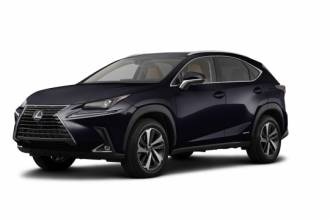 Lease Transfer Lexus Lease Takeover in Toronto, ON: 2019 Lexus NX F Sport Series 3 Automatic AWD