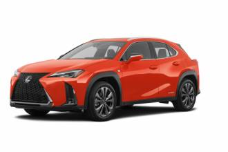 Lease Transfer Lexus Lease Takeover in Coquitlam, BC: 2019 Lexus UX250h CVT AWD