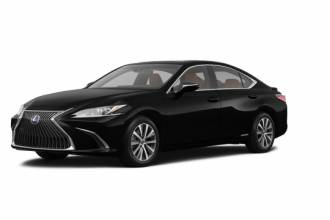Lease Transfer Lexus Lease Takeover in Edmonton, AB: 2020 Lexus ES300H Automatic 2WD
