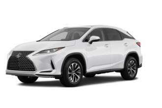 Lease Transfer Lexus Lease Takeover in Mississauga, ON: 2020 Lexus RX 350 F Sport Automatic AWD