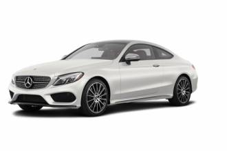 Mercedes-Benz Lease Takeover in Toronto: 2018 Mercedes-Benz C300 Coupe Automatic AWD ID:#16274