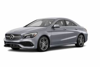 Mercedes-Benz Lease Takeover in North York: 2018 Mercedes-Benz CLA 250 Automatic AWD ID:#22141