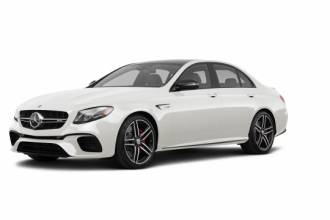Lease Transfer Mercedes-Benz Lease Takeover in Vancouver, BC: 2018 Mercedes-Benz E63 S AMG CVT AWD