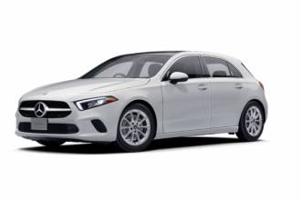 Mercedes-Benz Lease Takeover in Mississauga: 2019 Mercedes-Benz A 250 4Matic Automatic AWD ID:#22323