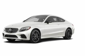 Mercedes-Benz Lease Takeover in Toronto: 2020 Mercedes-Benz C300 Coupe Automatic AWD ID:#23353