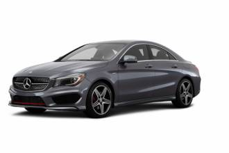 Mercedes-Benz Lease Takeover in Toronto, ON: 2016 Mercedes-Benz Cla250 Automatic 2WD