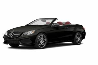 Lease Transfer Mercedes-Benz Lease Takeover in Vancouver, BC: 2016 Mercedes-Benz E550 Cabriolet Automatic 2WD