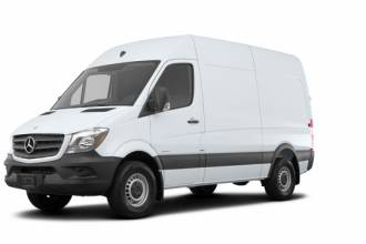 Mercedes-Benz Lease Takeover in Toronto, ON: 2017 Mercedes-Benz V6 2500 Cargo 144 Automatic AWD