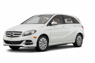 Lease Transfer Mercedes-Benz Lease Takeover in Surrey, BC: 2018 Mercedes-Benz B 250 Sports Tourer Automatic 2WD