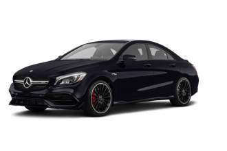 Mercedes-Benz Lease Takeover in Toronto, ON: 2018 Mercedes-Benz CLA250 Automatic AWD