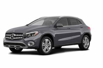 Mercedes-Benz Lease Takeover in Montreal, QC: 2018 Mercedes-Benz GLA 250 4matic Automatic AWD