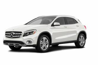 Lease Transfer Mercedes-Benz Lease Takeover in Edmonton, AB: 2018 Mercedes-Benz GLA250 Automatic AWD