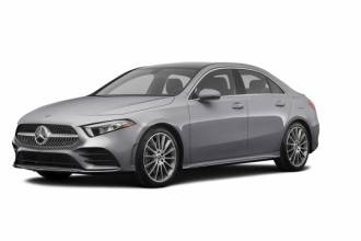 Lease Transfer Mercedes-Benz Lease Takeover in Vancouver, BC: 2019 Mercedes-Benz A 250 4MATIC Hatch Automatic AWD