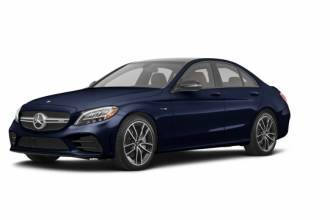 Lease Transfer Mercedes-Benz Lease Takeover in Calgary, AB: 2019 Mercedes-Benz C43 AMG Automatic AWD