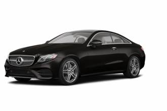 Lease Transfer Mercedes-Benz Lease Takeover in Newmarket, ON: 2019 Mercedes-Benz E450 4MATIC Coupé Automatic AWD