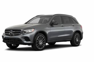 Lease Transfer Mercedes-Benz Lease Takeover in Winnipeg, MB: 2019 Mercedes-Benz GLC300 4MATIC Automatic AWD