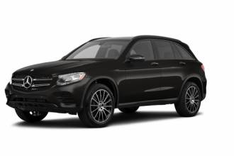 Lease Transfer Mercedes-Benz Lease Takeover in Vancouver, BC: 2019 Mercedes-Benz GLC 300 Automatic AWD