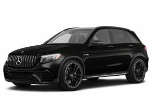 Lease Transfer Mercedes-Benz Lease Takeover in Markham, ON: 2019 Mercedes-Benz GLC 43 Manual AWD