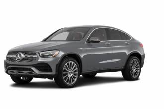 Lease Transfer Mercedes-Benz Lease Takeover in Calgary, AB: 2020 Mercedes-Benz GLC 300 COUPE Automatic AWD