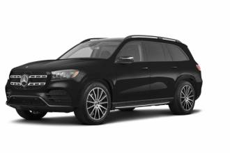 Lease Transfer Mercedes-Benz Lease Takeover in Calgary, AB: 2020 Mercedes-Benz GLS 580 4Matic Automatic AWD