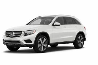 Mercedes-Benz Lease Takeover in Calgary, AB: 2018 Mercedes-Benz GLC 300 Automatic AWD