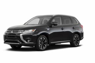 Mitsubishi Lease Takeover in Brampton, ON: 2018 Mitsubishi Outlander PHEV - Full Option Electric Automatic AWD ID:#12387