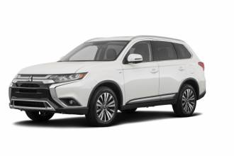Lease Transfer Mitsubishi Lease Takeover in Richmond, BC: 2019 Mitsubishi Outlander GT3.0 S-AWC Automatic AWD