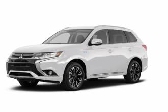 Mitsubishi Lease Takeover in Montreal: 2018 Mitsubishi Outlander PHEV GT Automatic AWD ID:#22532