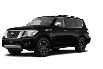 Nissan Lease Takeover in Mono: 2018 Nissan Armada Platinum Reserve Automatic AWD ID:#12015