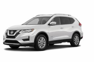 Nissan Lease Takeover in Milton, ON: 2018 Nissan Rogue SV CVT 2WD