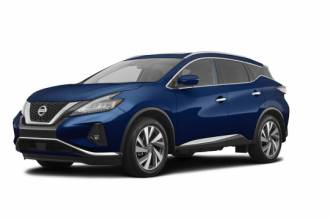 Nissan Lease Takeover in Montreal: 2019 Nissan Murano SL AWD Automatic AWD ID:#21858
