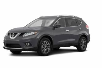 Lease Transfer Nissan Lease Takeover in Ottawa, ON: 2016 Nissan Rogue CVT AWD