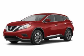 Lease Transfer Nissan Lease Takeover in Barrie, ON: 2017 Nissan Murano SV Automatic AWD