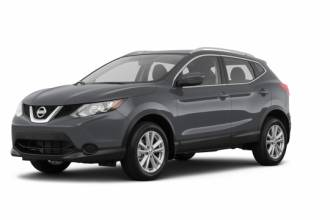 Lease Transfer Nissan Lease Takeover in Mississauga, ON: 2017 Nissan Rogue SV Automatic AWD