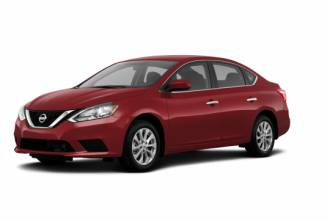 Nissan Lease Takeover in Mississauga, ON: 2018 Nissan Sentra 1.8 SV CVT Manual 2WD