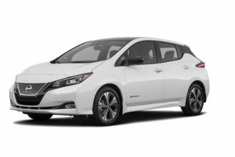 Lease Transfer Nissan Lease Takeover in Toronto, ON: 2018 Nissan Leaf Automatic 2WD