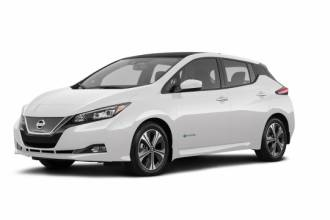 Lease Transfer Nissan Lease Takeover in Surrey, QC: 2018 Nissan Leaf SV Automatic 2WD
