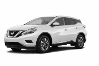 Nissan Lease Takeover in Laval, QC: 2018 Nissan MURANO Automatic AWD