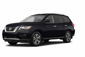 Lease Transfer Nissan Lease Takeover in Vancouver, BC: 2018 Nissan Pathfinder SV Automatic AWD