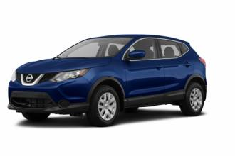 Lease Transfer Nissan Lease Takeover in Ottawa, ON: 2018 Nissan Qashqai S Manual 2WD