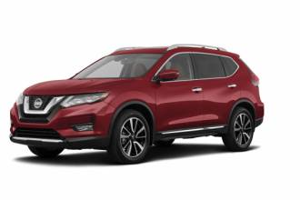 Lease Transfer Nissan Lease Takeover in Brampton, ON: 2018 Nissan Rogue SL AWD Automatic AWD